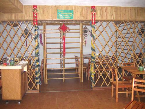 室内竹装修图片