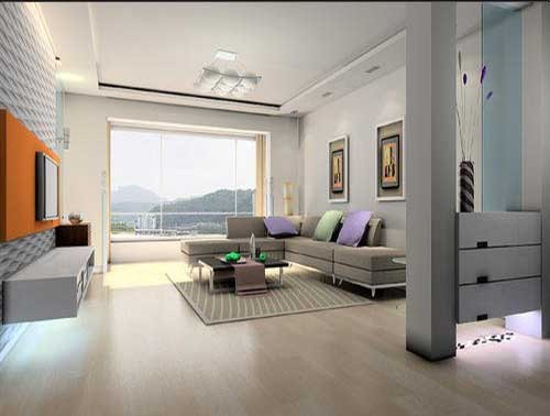 房子光线不足,如何装修设计才可以享有到最充裕的光线?