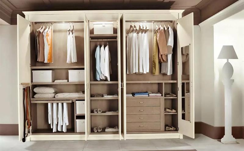 如何改善并且整理你的衣柜