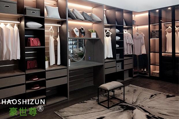 不锈钢智能衣柜-2