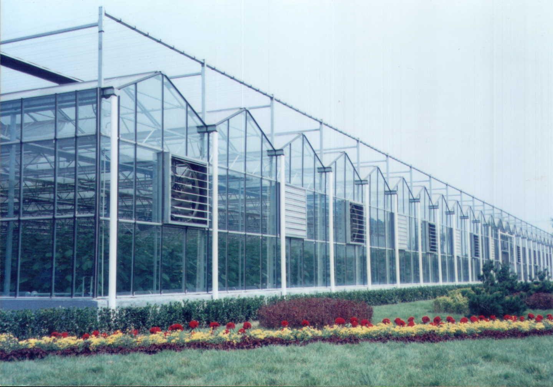 玻璃温室的系统功能,设计原理