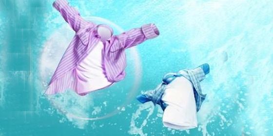 把衣服丢到洗衣机蜡就可以高枕无忧了吗?