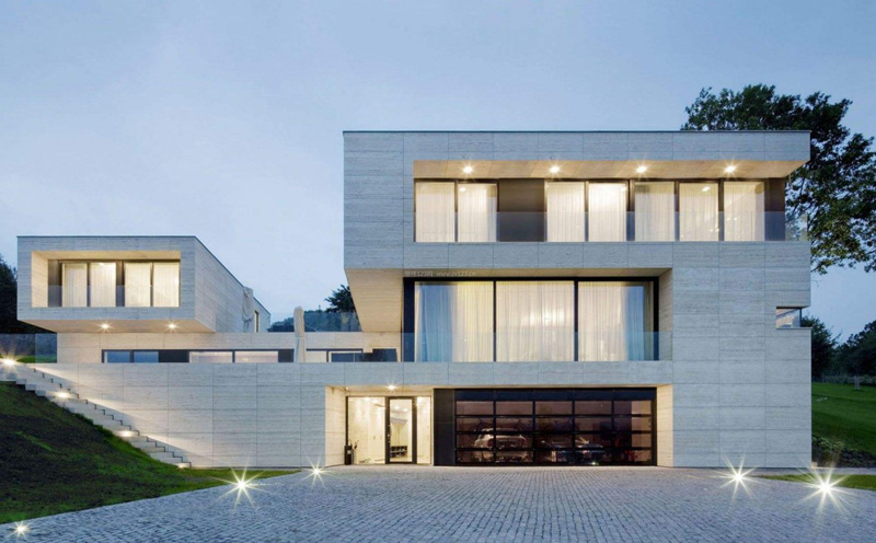 设计雅安别墅门窗必须考虑到哪些方面