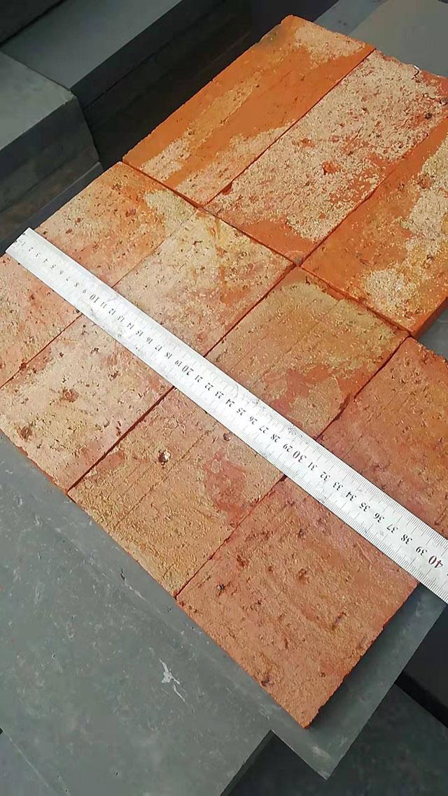 红色老砖皮
