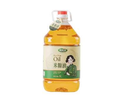 米糠油有益于人们食用