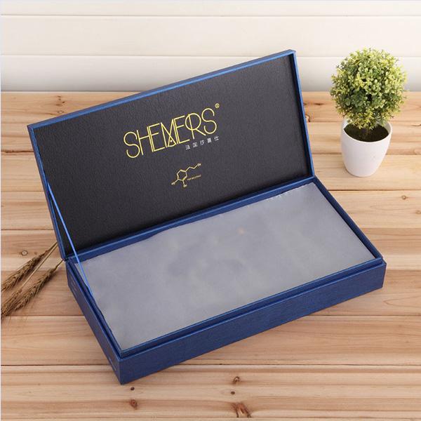 精品包装盒设计方案应留意些哪些?