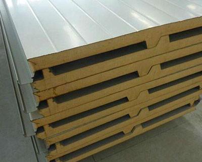 聚氨酯金属夹芯板