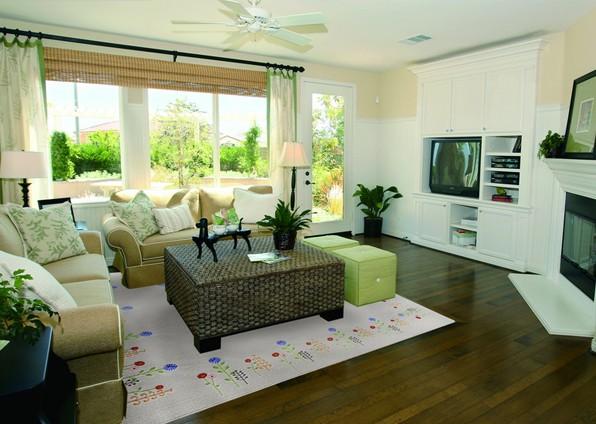 客厅家居地毯
