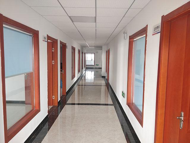 办公楼室内环境
