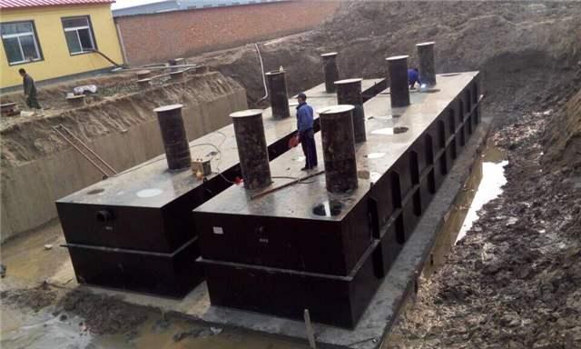 贵州污水处理设备需要考虑的成本有哪些