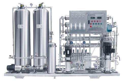 软化水设备工作流程工作