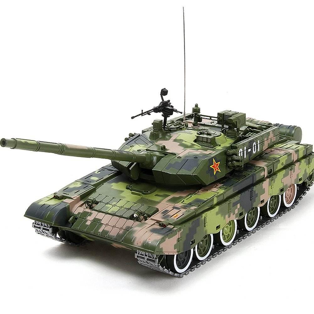 高仿真坦克模型及仿真坦克应用领域