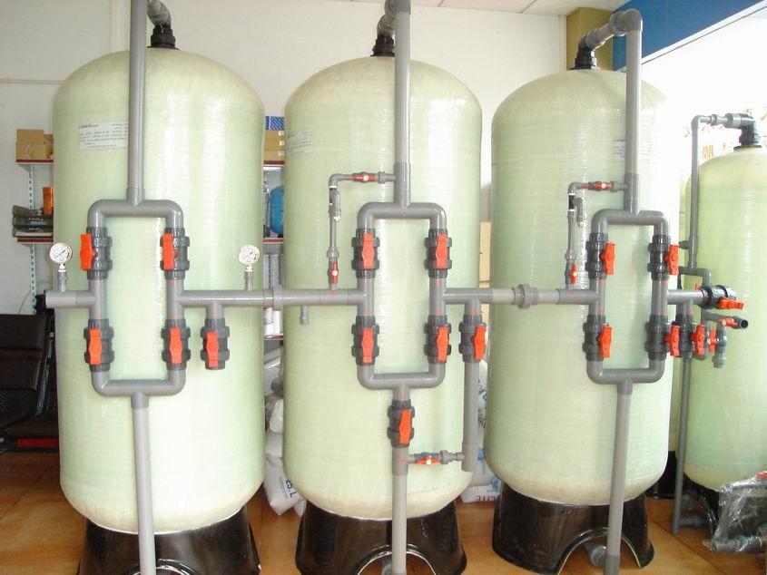 预处理,多介质过滤器(除铁锰装置)
