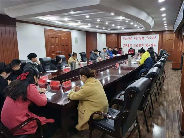 省团委莅临进行青年创业、就业调研