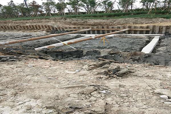 燕浦河综合整治工程
