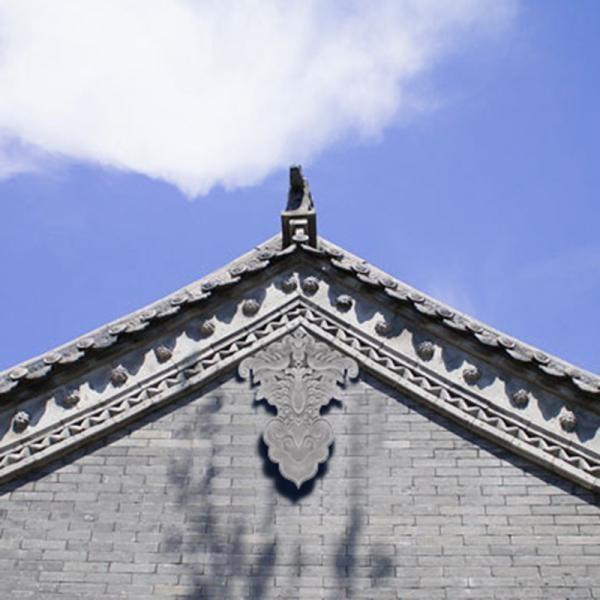 琉璃瓦在现代建筑中也受欢迎