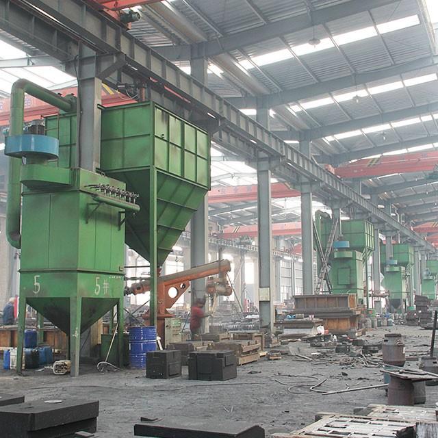 环保型铸造设备被利用的原因