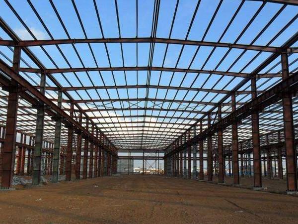 太原钢结构厂房工程展示