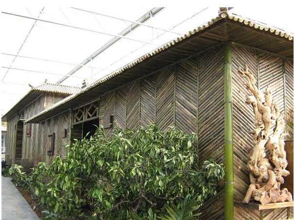 你了解竹屋的选材工艺吗