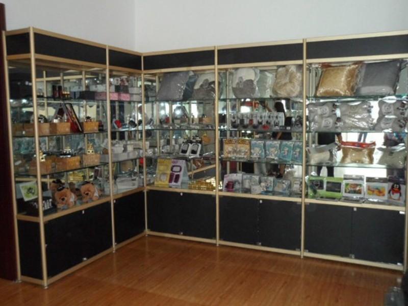 中型鈦鎂合金展柜
