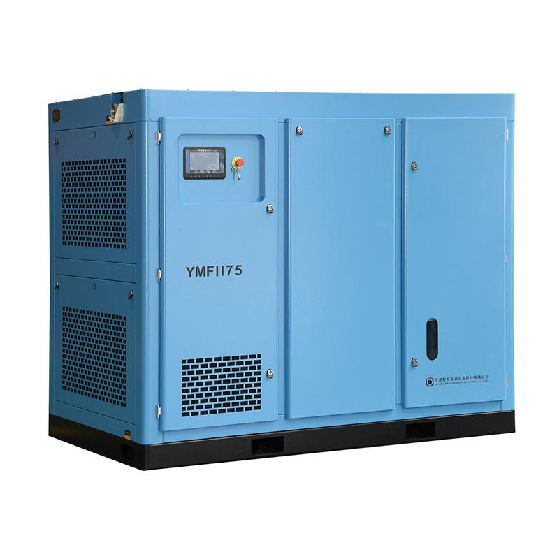 两级压缩空压机为什么成为了节能推荐空压机