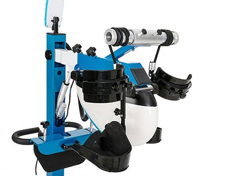 Application stability guarantee of stroke hemiplegia rehabilitation machine