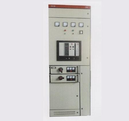 HLGCS抽出式开关柜的电容器柜特点