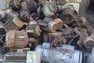 废电机回收对环保事业和资源循环利用