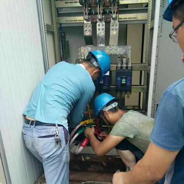 合肥工厂电力安装