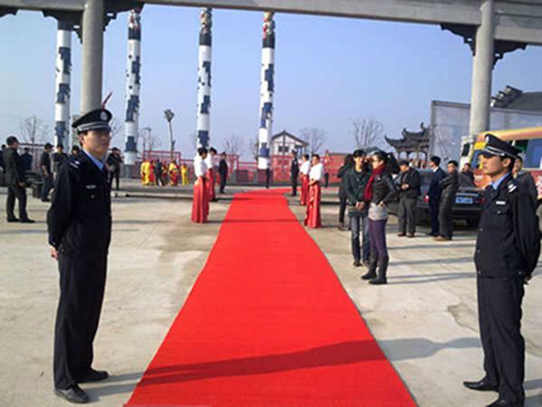 中国非物质文化遗产园保安案例
