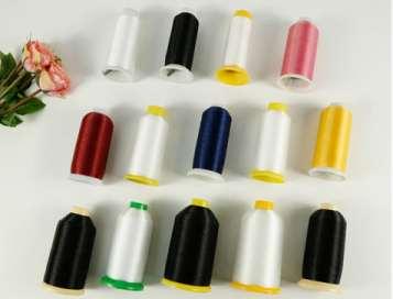 如何选择涤纶高强度绣花线