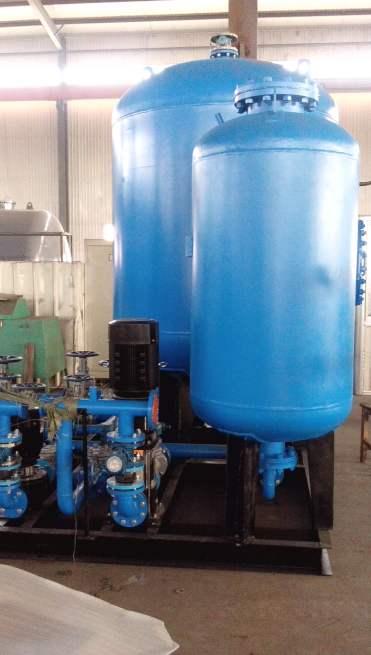 管壳式换热机组厂商告诉你换热机组的组成及其维护