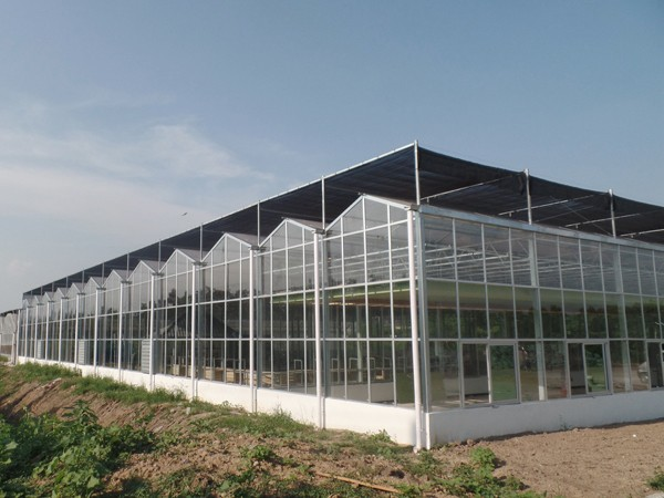现代农业智能温室种植系统方案