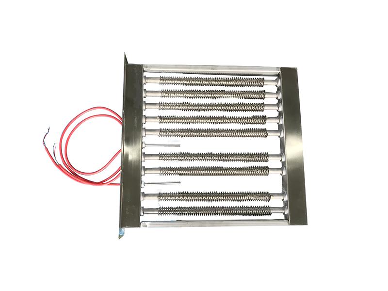 风道式电加热管生产