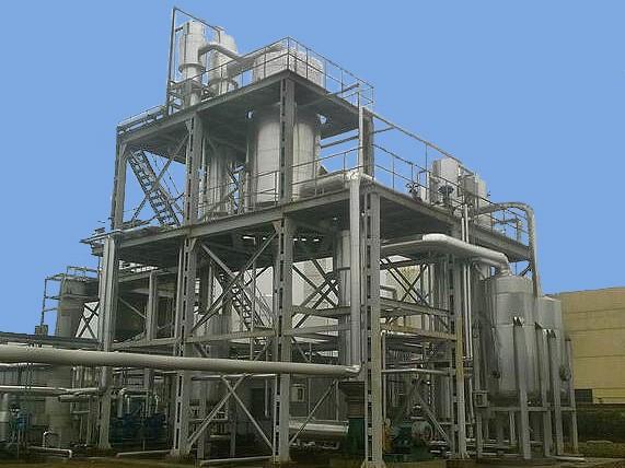 硫酸铵废水MVR蒸发器