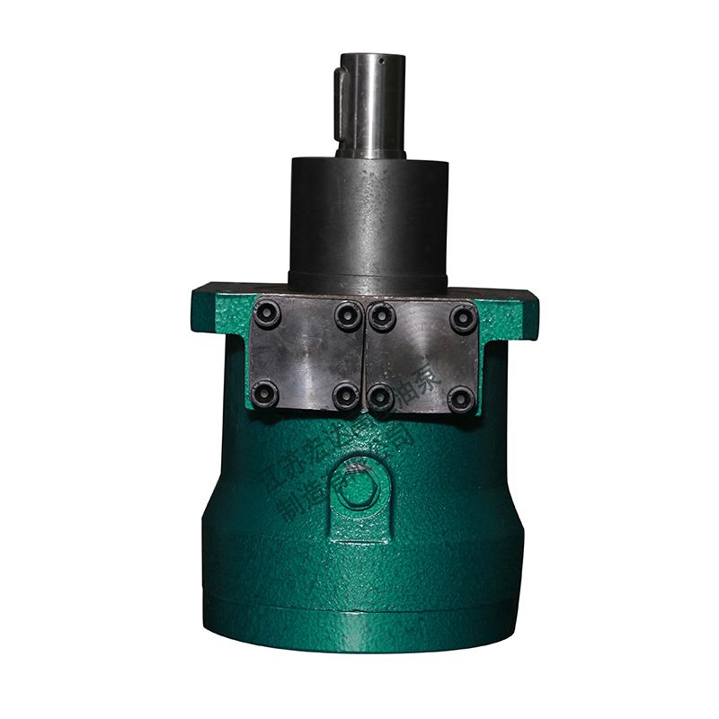 减少轴向柱塞泵磨损的措施