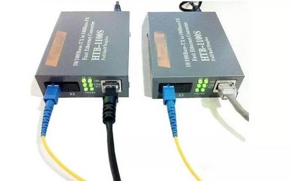 什么是光纤收发器