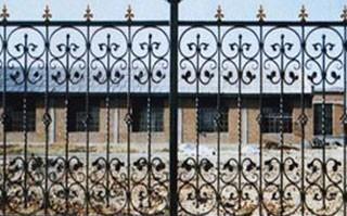 歐式鋅鋼圍欄