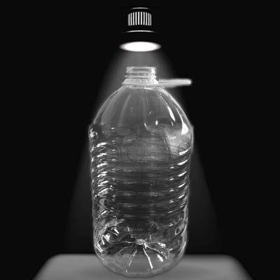 透明油桶5L