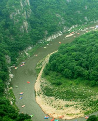 辽宁清源红河谷旅游产品新升级
