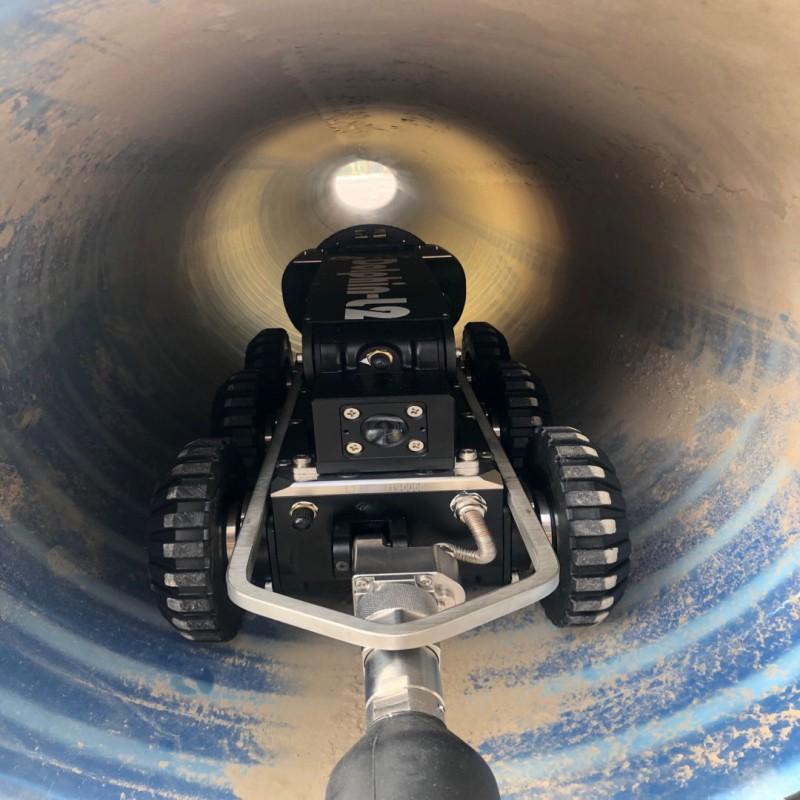 靖江社区污水管道疏通的液压冲洗流程