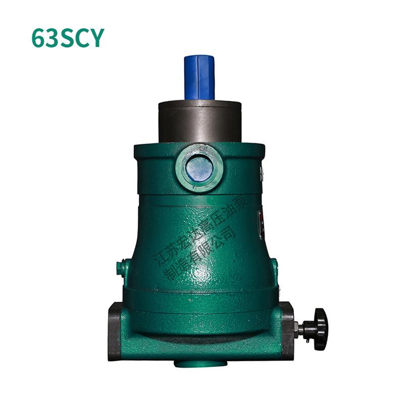 轴向柱塞泵使用方法及定期检查