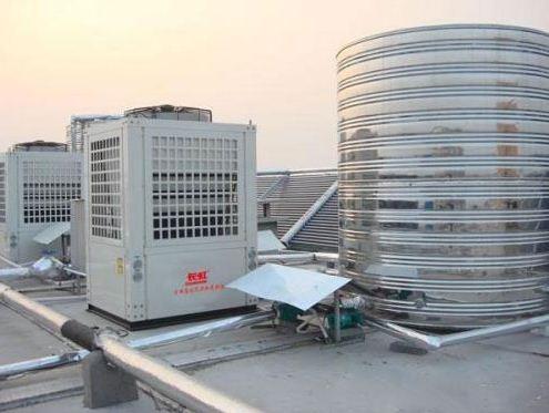 空气能热水器的结构