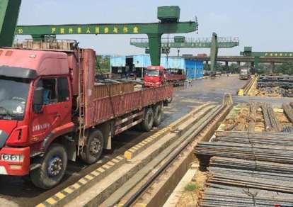 钢材运输的过程中需要注意什么呢