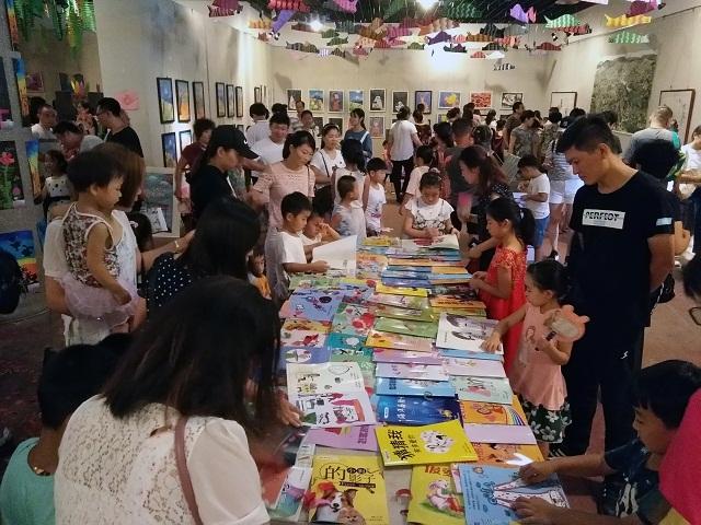 开儿童绘画加盟怎样才能赚到钱呢?
