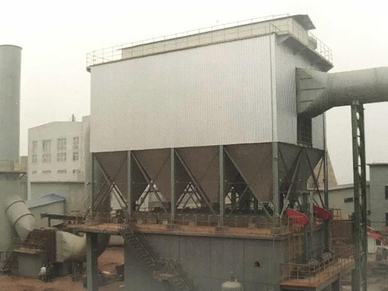 高温锅炉布袋式焦炭除尘系列