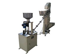 铝盖(螺旋盖)自动生产线(生产能力:100-200只/分)