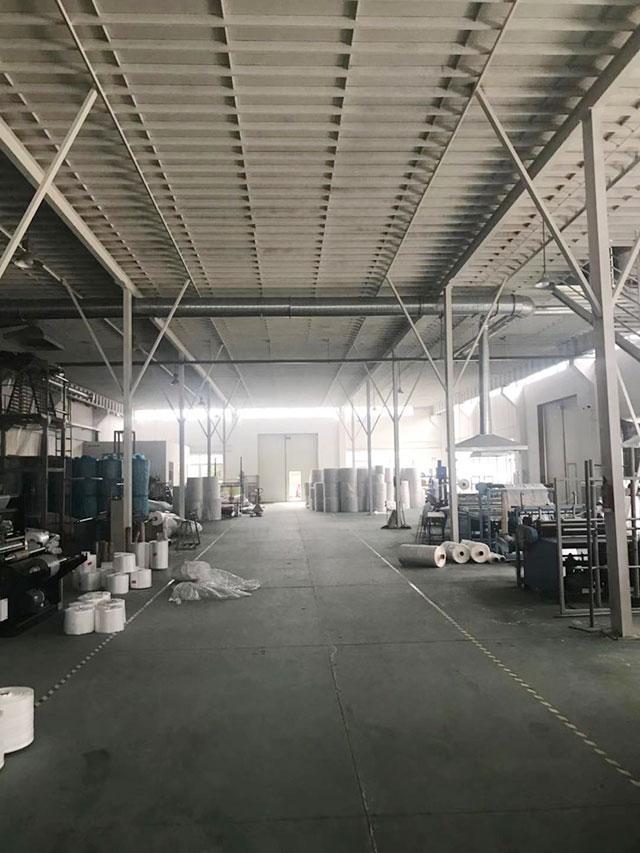 厂房内部环境