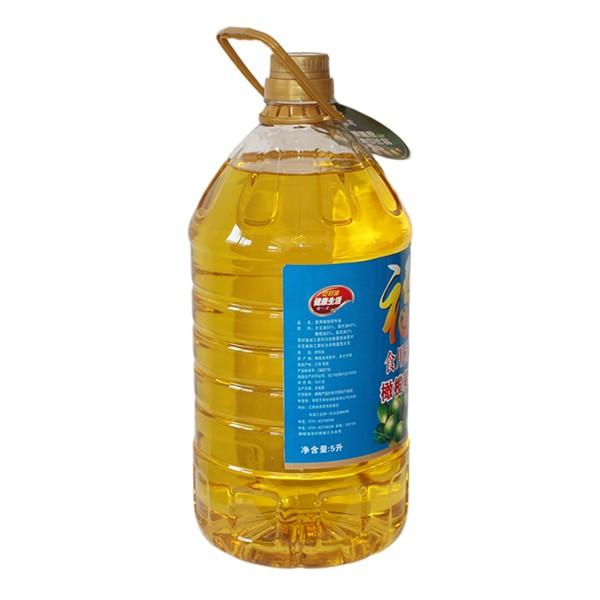 食用植物调和油橄榄葵花清香型 5L