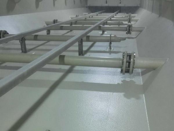 汽车制造厂电泳槽喷淋装置